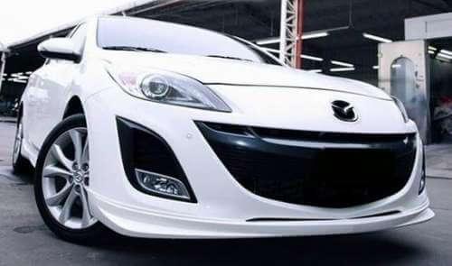 Обвес Mazda 3