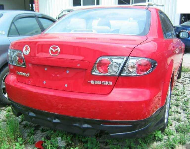 Обвес Mazda 6 (американец)