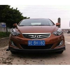 Обвес Hyundai Elantra 2013