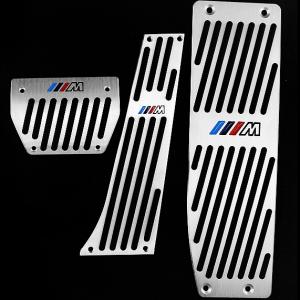 Накладки на педали BMW X1 (автомат ST-001)