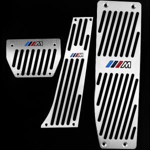 Накладки на педали BMW X3 (автомат ST-001)