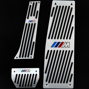 Накладки на педали BMW X5 (автомат ST-003)