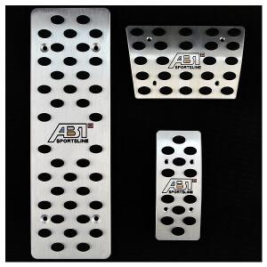 Накладки на педали Audi A4 АВТ (автомат ST-017)