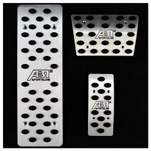 Накладки на педали Audi A6 АВТ (автомат ST-017)