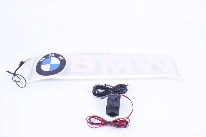 Неоновая наклейка BMW , фото 2