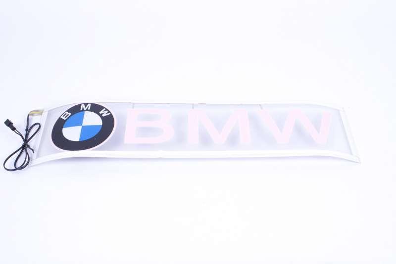 Неоновая наклейка BMW , фото 3