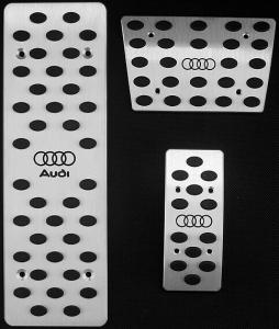 Накладки на педали Audi A4 (автомат ST-018)