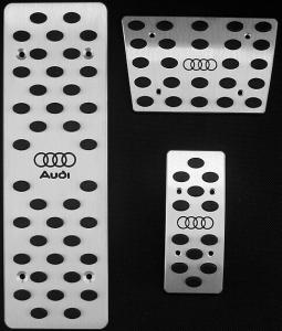 Накладки на педали Audi A5 (автомат ST-018)