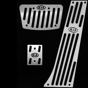 Накладки на педали Kia Optima (автомат ST-107)