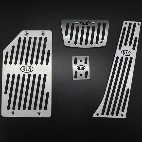 Накладки на педали Kia Sportage (автомат ST-107)
