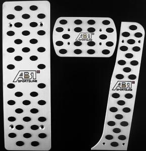 Накладки на педали Volkswagen EOS (автомат ST-030)