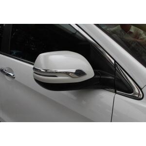 Накладки на зеркала заднего вида Honda CR-V (2012-2015)
