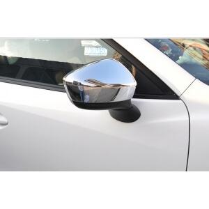 Накладки на зеркала заднего вида Mazda CX-5 (2011-2015)