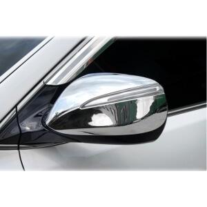 Накладки на зеркала заднего вида Hyundai Santa Fe (ix45) (2012-2015)