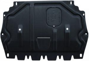 Защита двигателя Volkswagen Jetta 2012