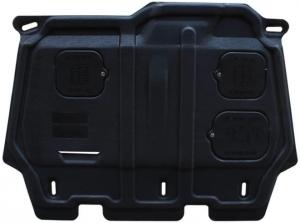 Защита двигателя Toyota Rav4 2010-2012