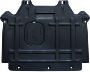 Защита двигателя + защита КПП Audi A4 2012