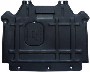 Защита двигателя + защита КПП Audi Q5 2010-2012