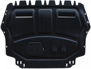 Защита двигателя Volkswagen Passat CC 2008-2011