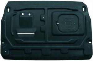 Защита двигателя Hover H6 2013-2015