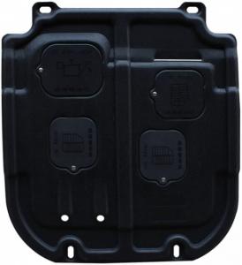Защита двигателя Nissan Qashqai 2007-2014