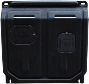Защита двигателя Hyundai Solaris 2010-2014