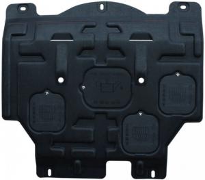 Защита двигателя Peugeot 308 2011-2014