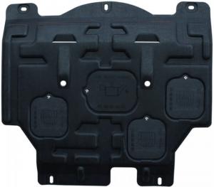 Защита двигателя Peugeot 4008 2013