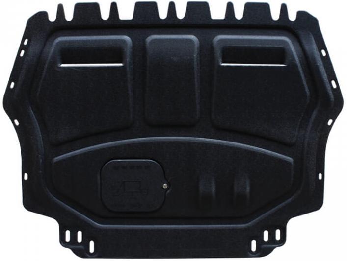 Защита двигателя Volkswagen Golf