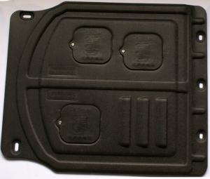 Защита двигателя Nissan Tiida 2004-2012