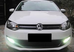 Дневные ходовые огни VW Polo 5 Hatchback
