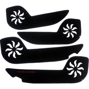 Защитное покрытие для дверей Toyota Highlander 2010-2014