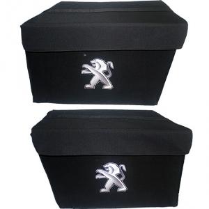 Органайзеры в багажник Peugeot 307, 2008-2014