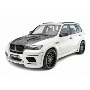 Обвес BMW X5 (Hamann Flash Evo M Widebody E70) 2006—2013