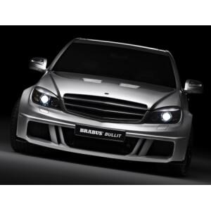 Обвес Mercedes W204 (Brabus) 2007-2011