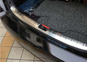 Накладка на бампер (внутренняя) Honda Accord 9 (sedan)