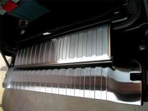 Накладка на бампер (внутренняя) BMW X5 (E70, F15)