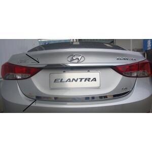 Молдинг на багажник (верхний) Hyundai Elantra 2011-2014