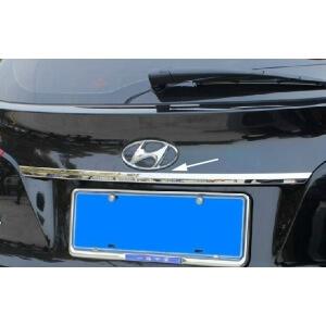 Молдинг на багажник (верхний) Hyundai IX35 Tucson 2010-2015