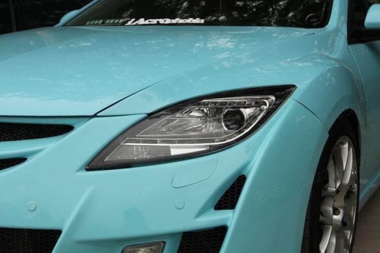 Тюнингованные фары Mazda 6 Speed 2009-2011, фото 2