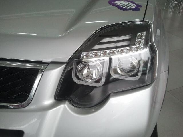 Тюнингованные фары Nissan X-Trail 1V 2012, фото 3