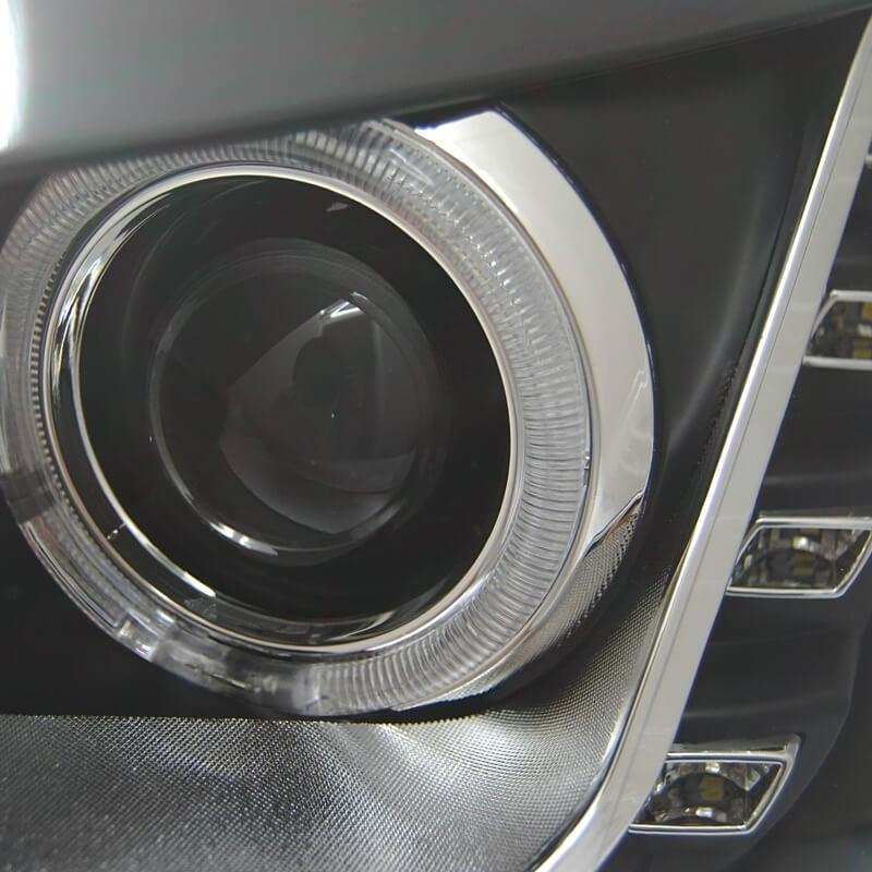 Тюнингованные фары Volkswagen Passat 2012, фото 3