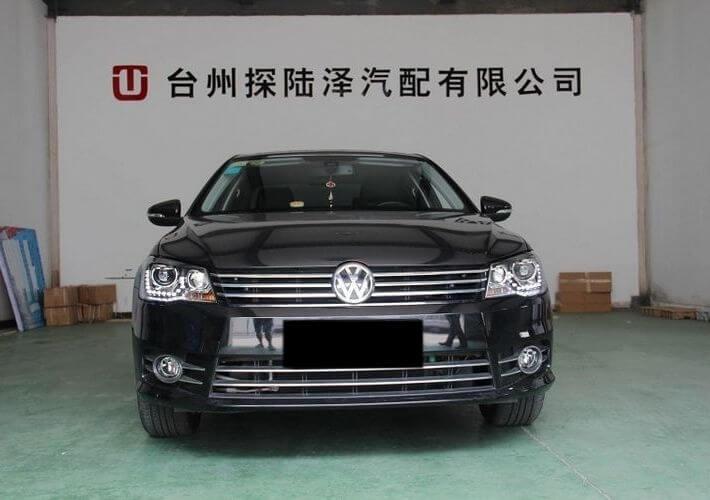 Тюнингованные фары Volkswagen Bora 2013, фото 3