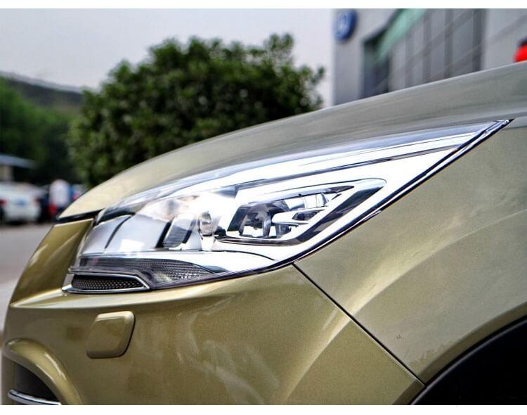 Тюнингованные фары Ford Kuga 2013, фото 4