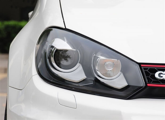 Тюнингованные фары Volkswagen Golf 6 GTI Style 2012