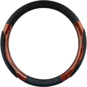 Оплетка древесно-черная