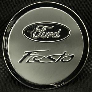 Накладка на крышку бензобака Ford Fiesta
