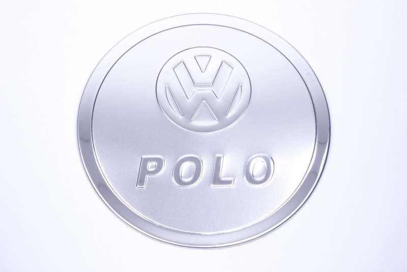 Накладка на крышку бензобака Volkswagen Polo 2009-2015, фото 3