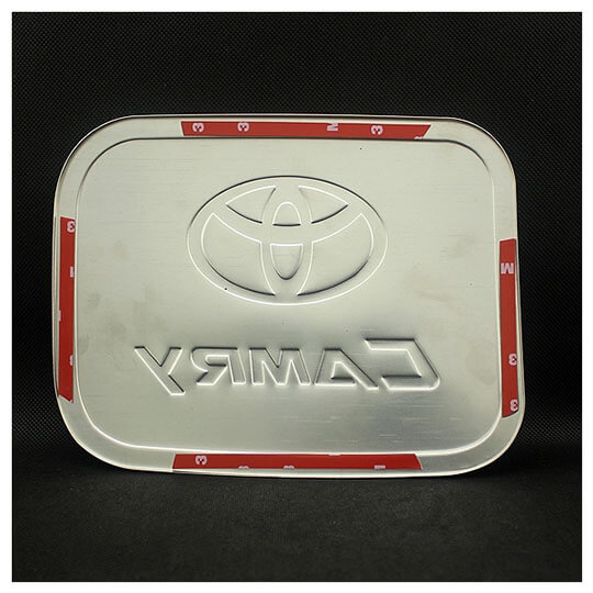 Накладка на крышку бензобака Toyota Camry 2011-2015, фото 2