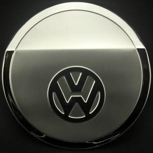 Накладка на крышку бензобака VW Golf 2009-2012
